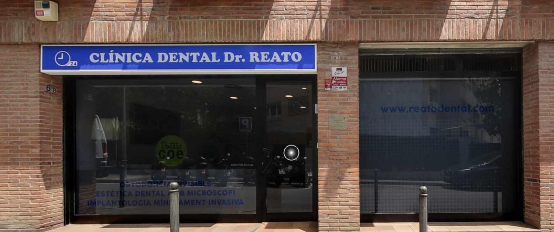 Visita Virtual Clinica Dental Dr. Reato